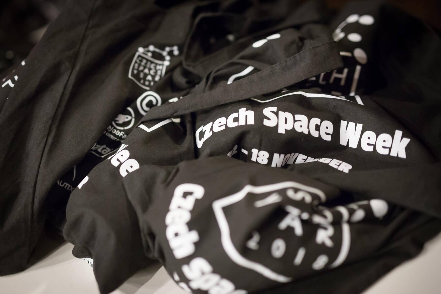 CZECH SPACE WEEK back in time