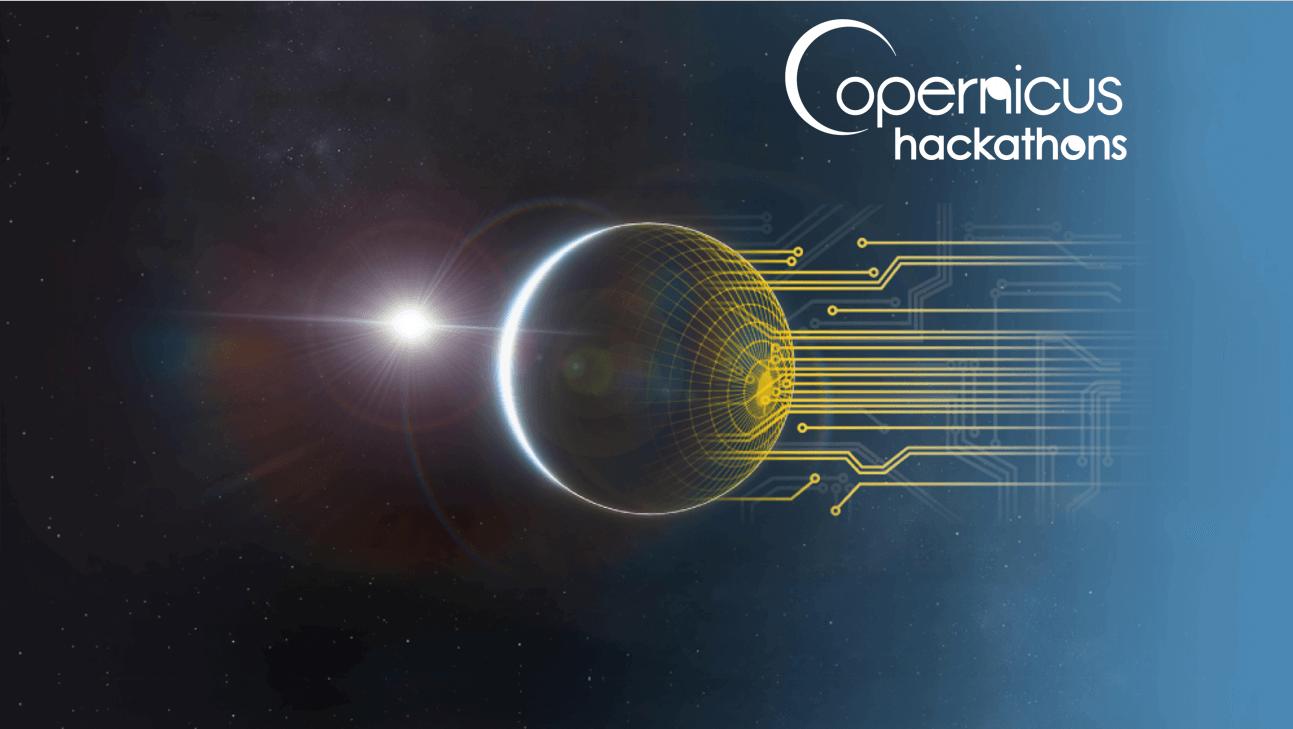 Máte nápad, jak využít EO data? Registrujte se na Copernicus Hackathon!