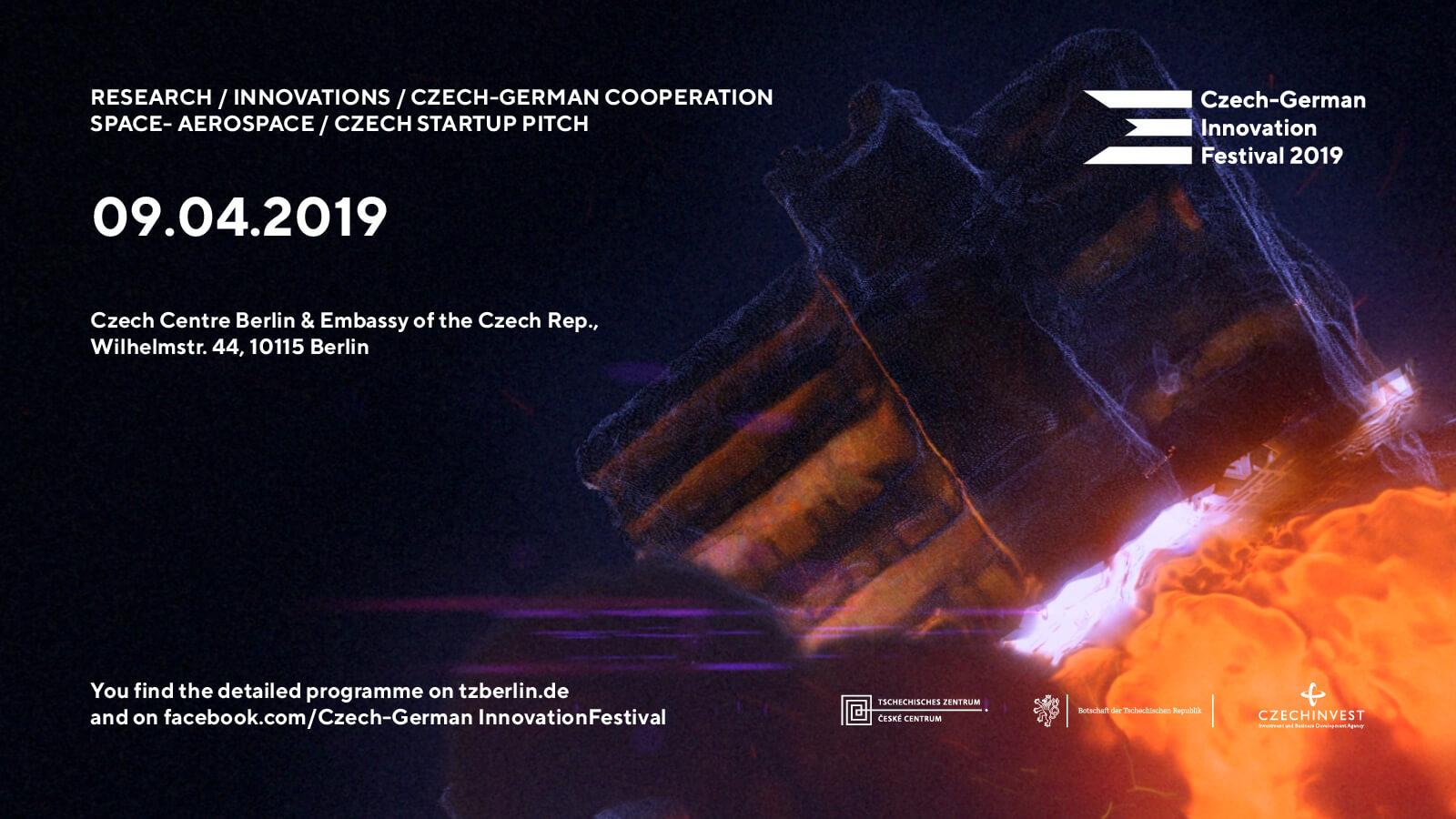Czech-German Innovation Festival 2019