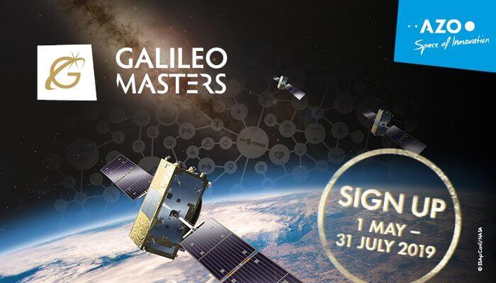 Galileo Masters 2019 – soutěž o nejlepší aplikaci družicové navigace