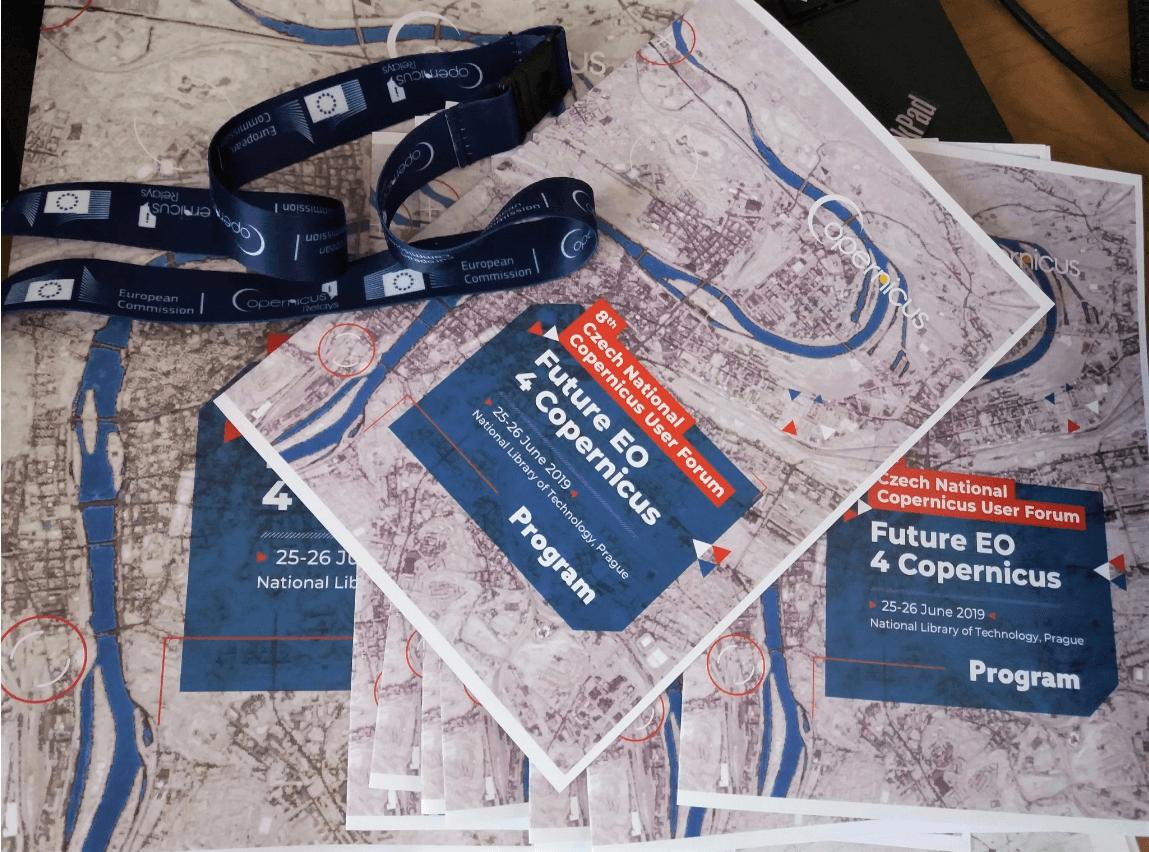 Konference 8. české uživatelské fórum Copernicus