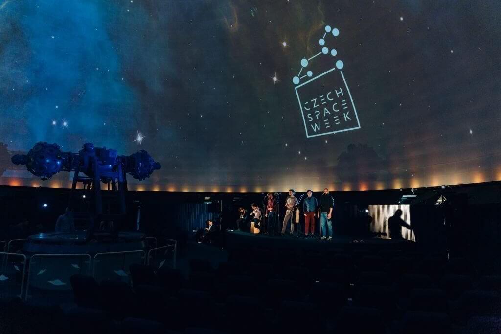 Druhý ročník Czech Space Weeku je za námi. Co všechno se událo?